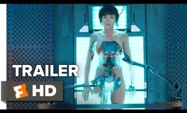 Trailer premier: Ghost in the shell (Páncélba zárt szellem)